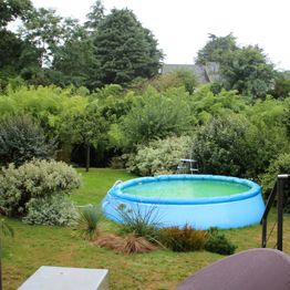 Amenagement piscine une vegetalisation forte pour for Piscine treillieres